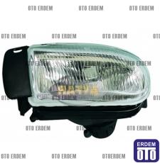 Renault 9 Broadway Sol Sis Lambası Beyaz 7701042674