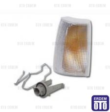 Renault 9 Sinyal Lambası Sağ Duylu Beyaz 7702131469D