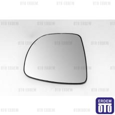 Renault Captur Dikiz Aynası Camı (SOL - ISITMALI) 963669996R