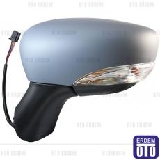 Renault Captur Dış Ayna Sağ (Elektrikli - Katlanabilir - Cam Sinyalli Sensör 9Pin) 963016046R