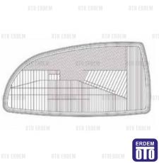 Renault Clio 1 Sağ Far Camı