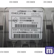Renault Clio 3 Motor Enjeksiyon Beyni 8200911560 - 4