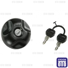 Renault Depo Kapağı Kilitli 7701471227M