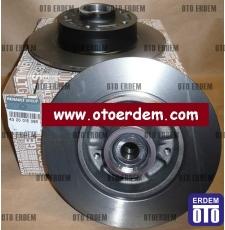 Renault Fluence Arka Fren Disk Takımı 432001539R - 2