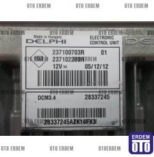 Renault Fluence Motor Enjeksiyon Beyni 237102280R - 3
