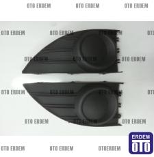 Renault Fluence Ön Tampon Kapağı Sissiz Takım 263318579R