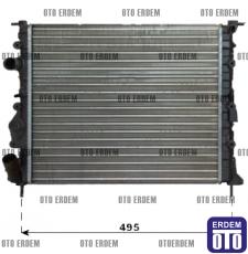 Renault Kango Motor Su Radyatörü 2 Sıra  7700314382