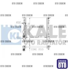 Renault Kango Motor Su Radyatörü 2 Sıra  7700314382 - 3