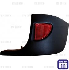 Renault Kangoo Arka Tampon Köşe Bandı Sağ Reflektörlü 8200150634