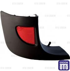 Renault Kangoo Arka Tampon Köşe Bandı Sol Reflektörlü 8200150633