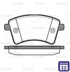 Renault Kangoo Ön Fren Balata 410601334R