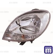 Renault Kangoo Sol Far Beyaz Sinyalli 8200236590