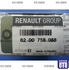 Renault Krank Dişlisi K4M Motor Mais 8200758088 - 3