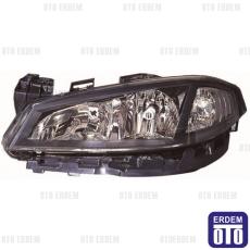Renault Laguna 2 Far Lambası Sol Siyah Depo 7701061669