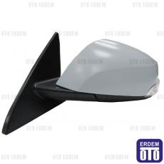 Renault Latitude Dış Ayna Sol (Katlanır - Elektrikli - Astarlı - Sinyalli - 10Fişli) 963025522R