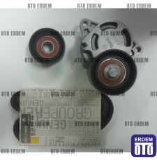 Renault Master Alternatör V kayış Seti 7701475629 - 3