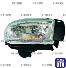 Renault Megane 1 Sağ Sis Lambası Beyaz Camlı 7701042675