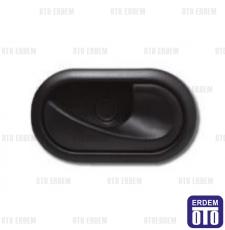 Renault Megane 2 Kapı Kolu İç Açma Sol Siyah 8200028487T