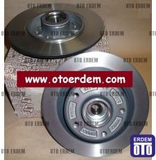 Renault Megane 3 Arka Fren Disk Takımı 432001539R - 2