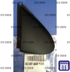 Renault Megane 3 Dış Ayna Köşe Bakaliti SAĞ 638740012R - Mais