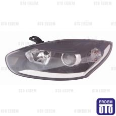 Renault Megane 3 Sağ Far Lambası Siyah Depo 260105997R