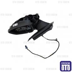 Renault Megane 4 Dış Ayna Sol (Elektrikli - Isıtmalı - Asferik Cam - 7 Pin) 963028559R