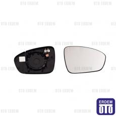 Renault Megane 4 Sol Ayna Camı (Dışbükey) 963651460R