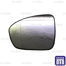Renault Megane 4 Sol Ayna Camı (Isıtmalı Asferik) 963664523R