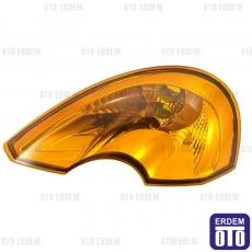 Renault Modus SOL Sinyal Lambası Sarı 8200267913