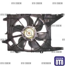 Renault Scenic 1 Fan Motoru 7701051497  - 2