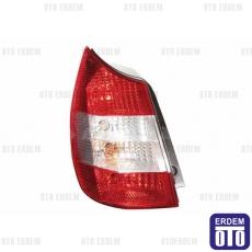 Renault Scenic 2 Stop Lambası Sol Beyaz TYC 8200493374