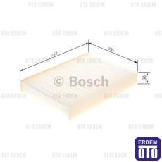 Renault Scenic 3 Polen Filtresi Bosch 272771128R