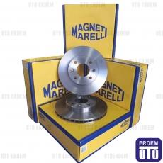 Renault Symbol 2 Ön Fren Disk Takımı Marelli 402063149R - 2