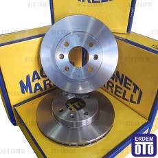 Renault Symbol 2 Ön Fren Disk Takımı Marelli 402063149R