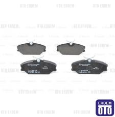 Safrane 2 Ön Fren Balata Takımı Bosch 7701206379B - 4