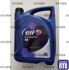 Şanzıman Yağı Elf Elfmatic-G3 Otomatik (3 Litre)