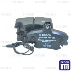 Scenic 1 K7M Ön Fren Balata Takımı Bosch 410602192R