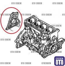 Scenic 1 Motor Ön Kapağı F3R 7700100912 - 6