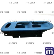 Scenic 2 Cam Düğme Çerçevesi Siyah 8200195937T - 2