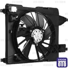 Scenic 2 Fan Motoru ve Davlumbazı Komple Kale 7701054967