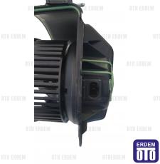 Scenic 2 Kalorifer Motoru Valeo 7701056598 - 4