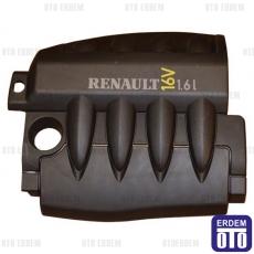 Scenic 2 Motor Üst Kapağı 1.6 16V Siyah Mais 8200287536