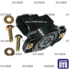 Siena Gaz Kelebek Sensörü 16 16 Valf Potansiyometre 9945634 - Orjinal - 2