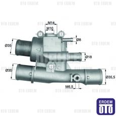 Siena Termostat Komple 1.6 16Valf (çift müşürlü) Mahle 46776216