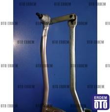 Silecek Motor Şasesi Alt Kolları Komple Frezeli R9 - R11 7702127714M - Mako - 4