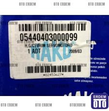 Tempra Tipo Kalorifer Kapak Motoru Klimalı 82453627 - Mako - 4