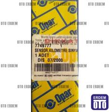 Tempra Tipo Kilometre sensörü Eski Tip 7749777 - Opar - 3