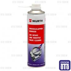 Würth Benzinli Motor Boğaz Kelebeği Temizleyici