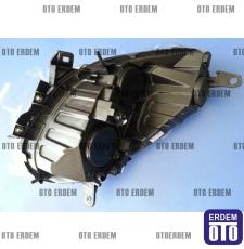 Yeni Doblo Far Komple Sol Yeni Kasa 51810672 - Mako - 3